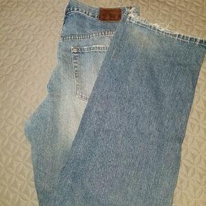 Calvin Klein Jeans worn in